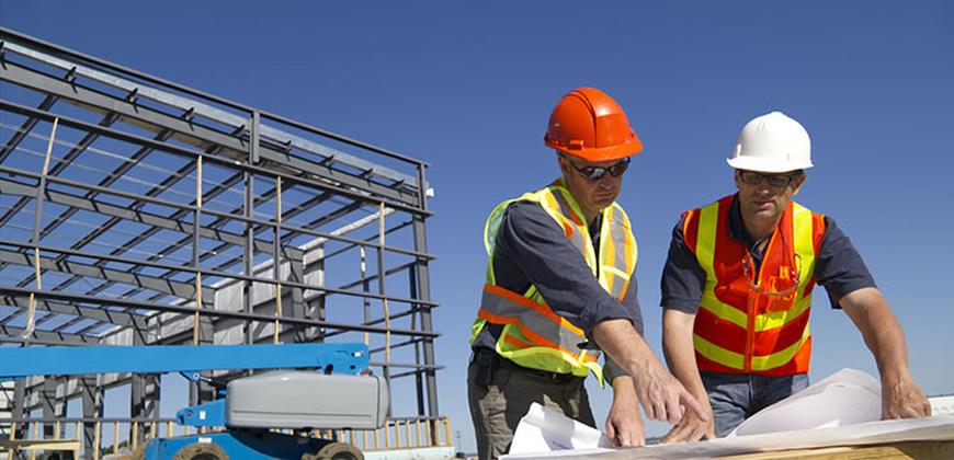 Технический надзор за строительством вентиляторных градирен